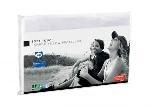 Soft Touch Bamboo Pillow Protector | Mattress Gallery