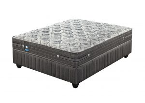 Sealy | Baros Firm Bed Set | Mattress Gallery